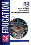 DAN First Aid for Hazardous Marine Life Injuries with Cozumel Dive Academy