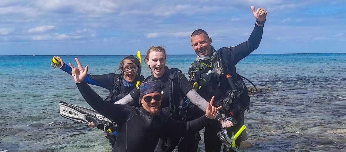 Become a PADI Scuba Instructor, Complete your Instructor Development Course (IDC) with Cozumel DIve Academy